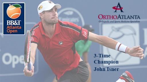 OrthoAtlanta an Official Partner of the 2017 BB&T Atlanta Open