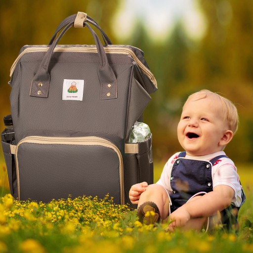 New Lazy Monk Product Launch: The Diaper Backpack, a Special Surprise for Parents