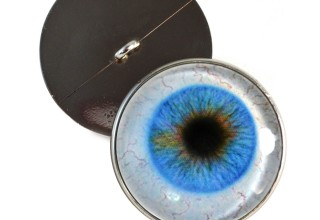 Sew On Human Glass Eyes