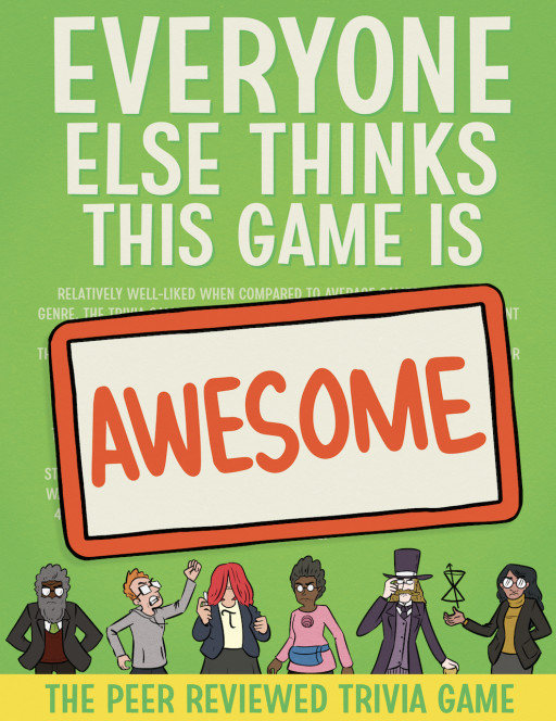 Erasmus Fox Releases 'Everyone Else Thinks This Game is Awesome'