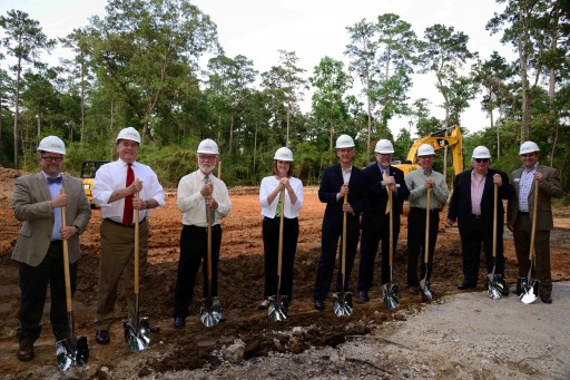 HARC Hosts Groundbreaking of New Headquarters