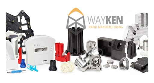 Top Rapid Prototyping Company WayKen Has Just Announced the Adoption of a Prototyping Process Related to Low Volume Manufacturing