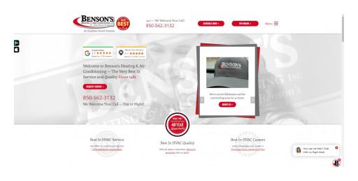 LeadsNearby-Designed Website Wins 2021 IAC Award