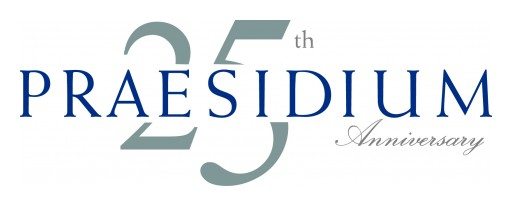 Praesidium Celebrates 25 Years of Service