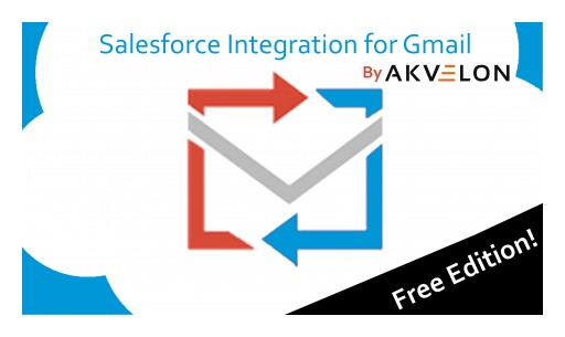 Akvelon, Inc. Aims to Streamline CRM Process, Announces New Salesforce Integration for Gmail