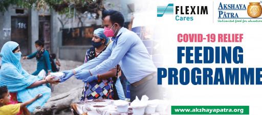 FLEXIM Helps India