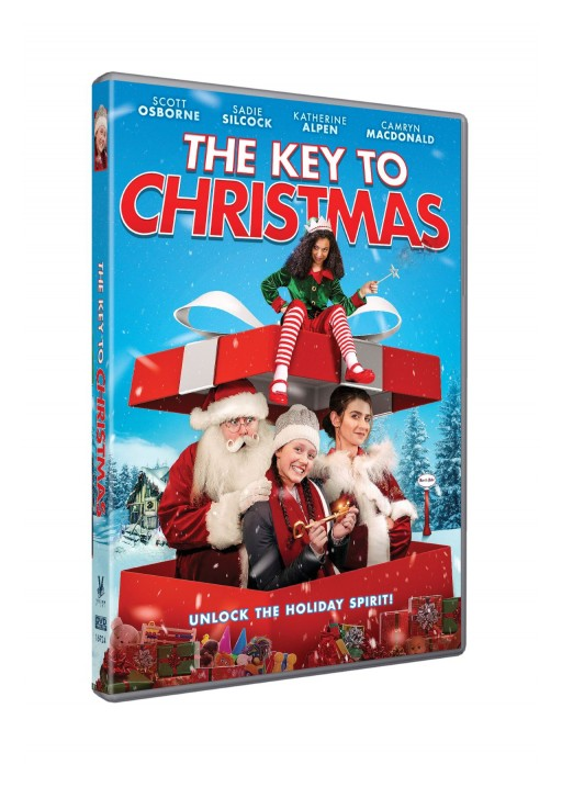 Vision Films Adds to the Holiday Festivities With the Release of The Key To Christmas