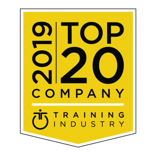 The Brooks Group Marks a Decade of Being Deemed a Top 20 Sales Training Company by Training Industry
