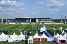 Historical Olympic Park — Maifeld Polo Cup
