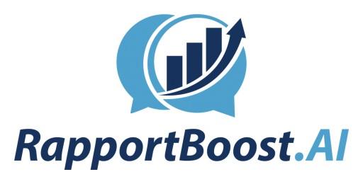 RapportBoost.AI Chief Data Scientist to Present at  Singularity University Accenture Program April 24