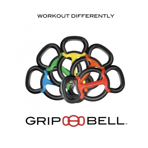 Gripbell, the World's First 3-in-1 Workout Equipment to Launch on Kickstarter