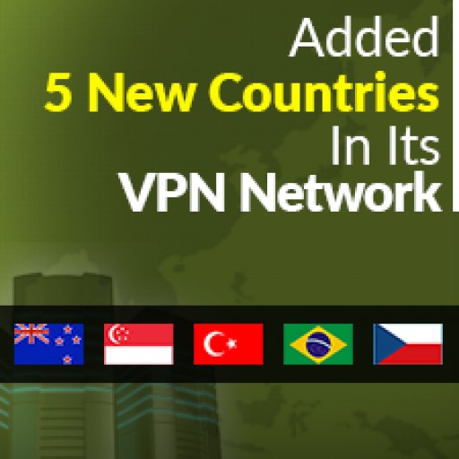 OneVPN Deploys 5 New Servers to Its Global VPN Network