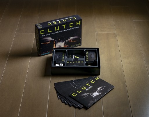 CLUTCH: The Most Comprehensive Racing Card Game