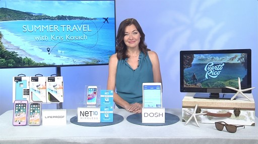 Travel Expert Kris Kosach Shares on Tips on TV Blog Ways to Help Travelers This Summer