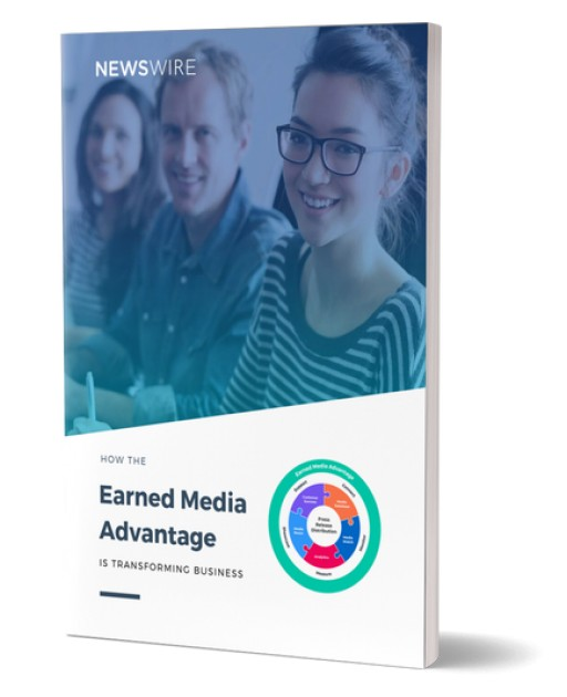 Newswire Releases Whitepaper on Transforming Business With the Earned Media Advantage