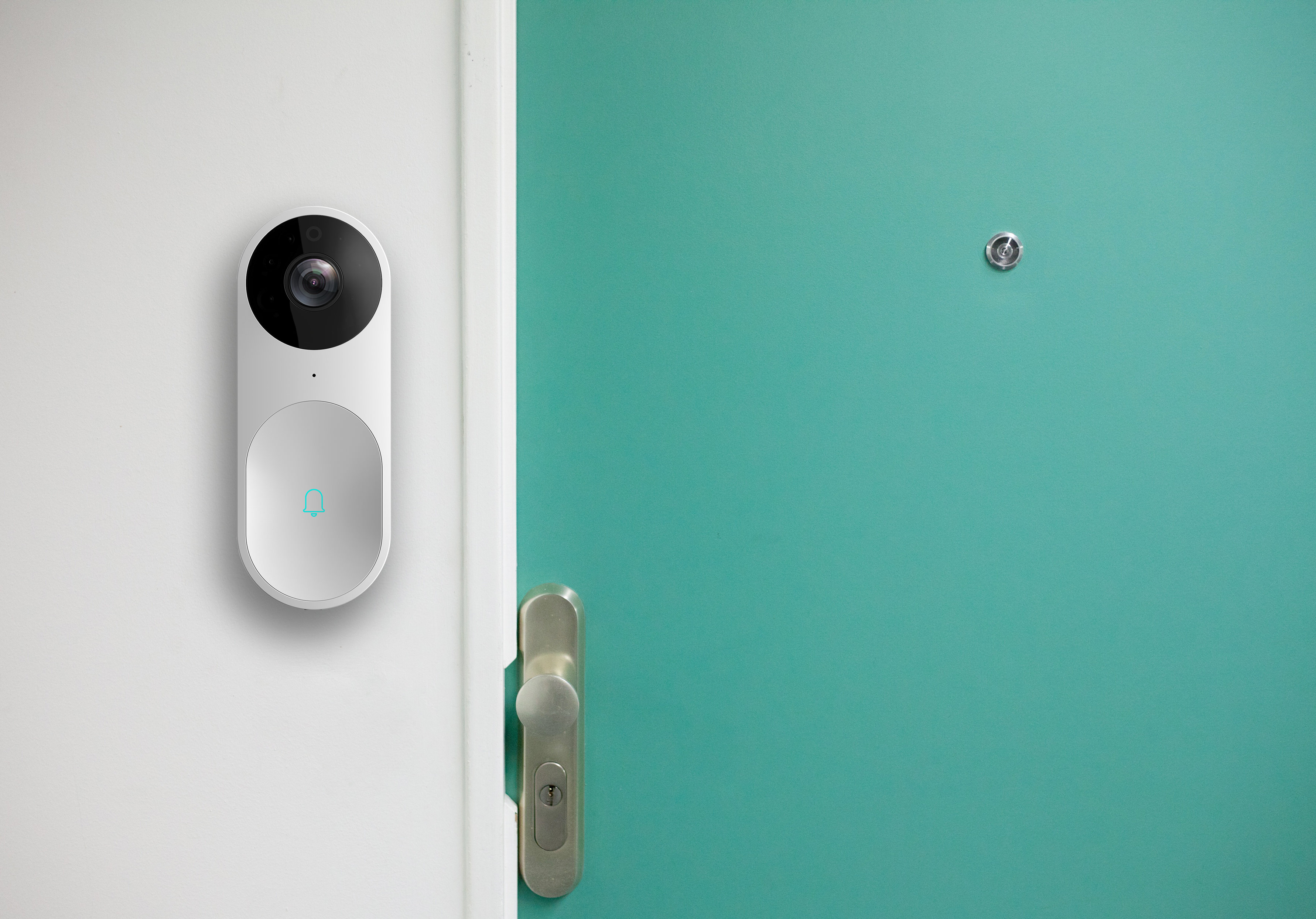 Netvue Releases World's First Artificial Intelligence Doorbell