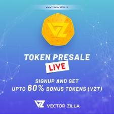 VectorZilla Token Presale