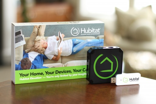Hubitat Elevation™ Meets Demand for Reliable Home Automation