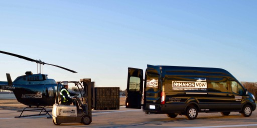 McMahon Helicopter Releases iPhone App for End-to-End Air and Ground Freight Tracking