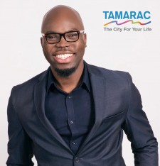 Marlon D. Bolton, Named 2020 Tamarac Vice Mayor