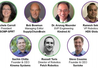 Robotics and Artificial Intelligence Panelists and Moderators