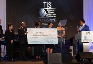 TIS Foundation 25th Anniversary Gala Makes a Big Impact