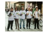 Volunteers from the Church of Scientology Athens