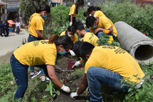 Scientology Volunteer Ministers in Service to Nepal