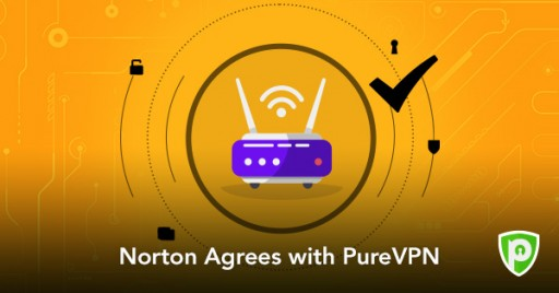 Norton Confirms PureVPN's Findings