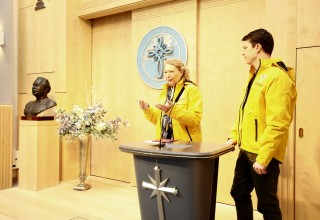 Volunteer Ministers at the Church of Scientology Denmark