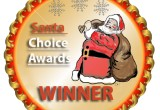 The Santa Choice Award Winning Seal
