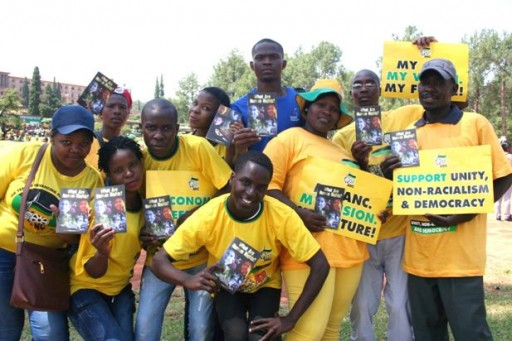 Youth for Human Rights South Africa Supports ANC Anti-Racism Campaign