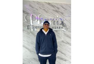 LL COOL J at Phenix Salon Suites
