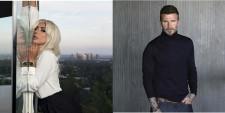 TUDOR Watches on Lady Gaga and David Beckham