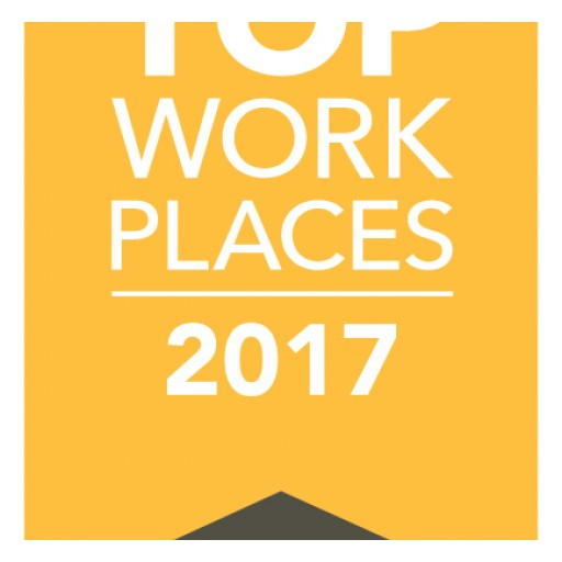 The Orange County Register Names Tevora a Winner of the Orange County 2017 Top Workplaces Award