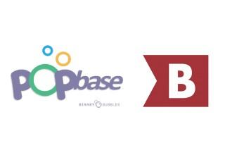 PopBase / Brandery logo