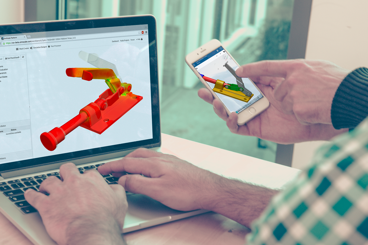 SimScale Partners Up With Onshape and Introduces SimScale