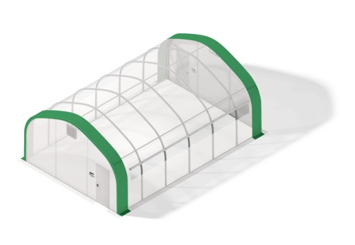 Maximize Profits & Reduce Costs With WeatherPort's New Grow Tent