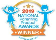 2019 National Parenting Product Awards (NAPPA) Winner