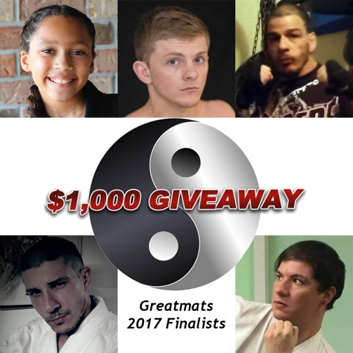 5 Finalists Named in National Martial Arts Contest