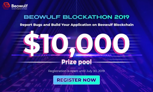 Beowulf offers $10k in cash prizes to report bugs in its blockchain code