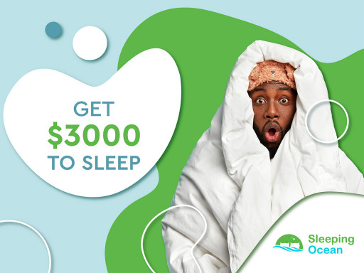 Do the Easiest Job Ever and Get $3,000 for Sleeping While at It