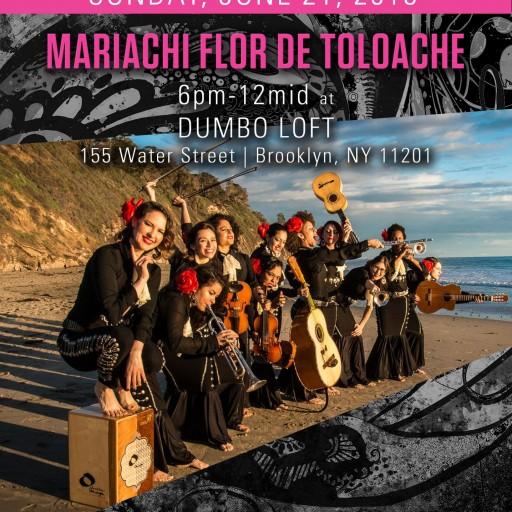 Mariachi Flor De Toloache Summer Solstice!