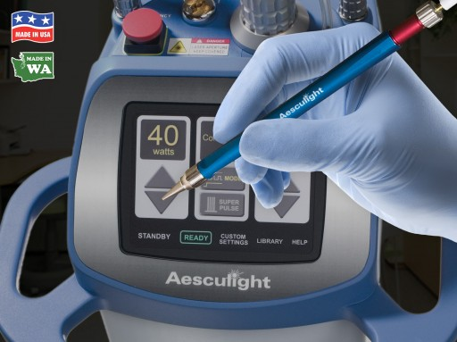 The Best Veterinary Surgical CO2 Laser Gets Even Better