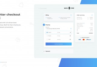 Snipcart v3.0 - Checkout Steps