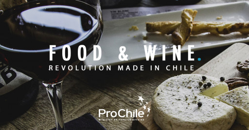 Food & Wine Revolution Made in Chile