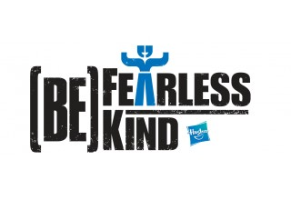 Be Fearless Be Kind Logo