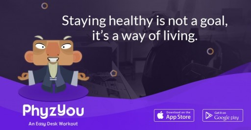 Phyzyou Continues to Attain a Prime Presence on App Store and Play Store With Premium Ratings and Great Reviews