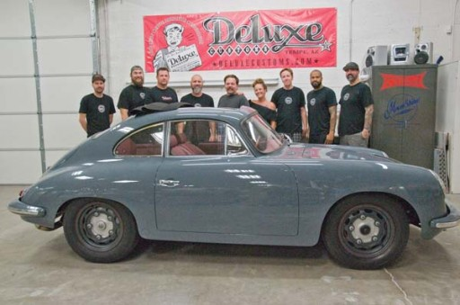 Autobody News: Deluxe Customs Exceeds Its Discerning Customers' Expectations With Prospray Finishes