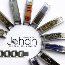 Jewelry by Johan Interchangeable Bracelets